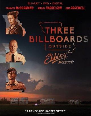 Three Billboards Outside Ebbing, Missouri 2017 ‧ Drama/Crime ‧ 1h 56m HD DIGITAL CODE