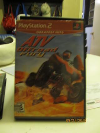 ATV OFFROAD FURY ~ PS2
