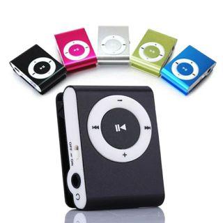 Mini USB MP3 Player Men Women Student Walkman Portable Sports Running Music Player