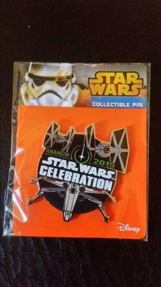 Disneys Star Wars collectible pin