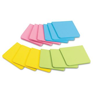 Post-it Notes Super Sticky Full-Adhesive Note Pad 3 x 3 New in Package
