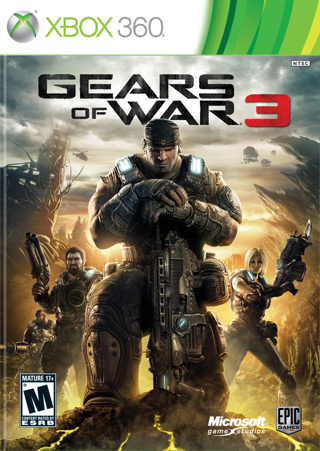 Gears of War 3 full game code