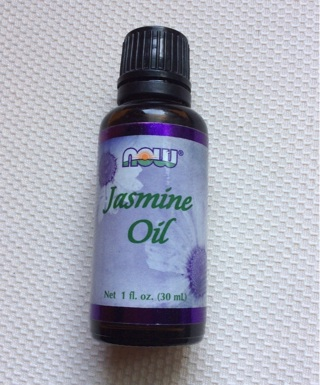 Jasmine Oil Now Brand Nearly Full one ounce bottle