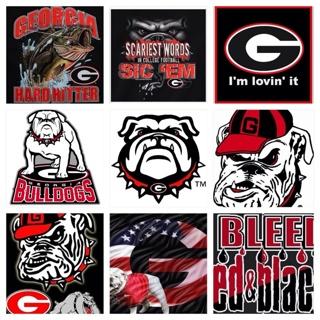 9 Georgia Bulldog Wallpapers UGA DAWGS!