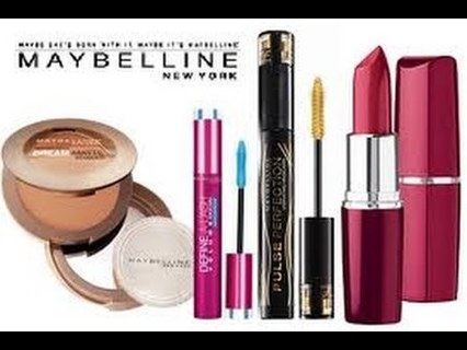 Maybelline Mystery Make Up Auction