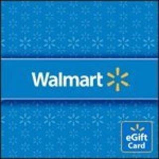 $75 Walmart Gift Card