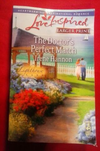 """""""The Doctor's Perfect Match"""" by Irene Hannon"""