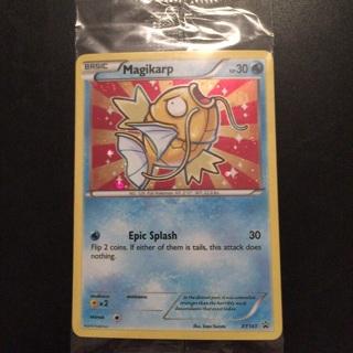 BNIP Pokemon promo card!