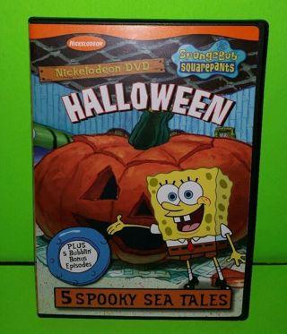 Spongebob Squarepants - Halloween DVD