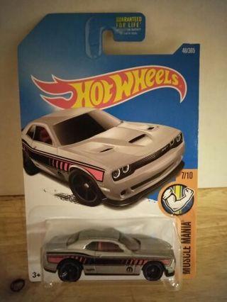 2015 Dodge Challenger hot wheel