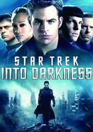 Star Trek Into Darkness- Digital Code Only- No Discs