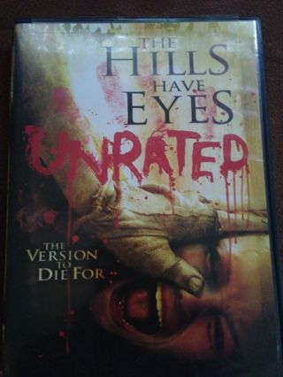 THE HILLS HAVE EYES-
