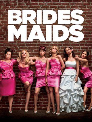 """Bridesmaids"" iTunes Digital Redeem Code"