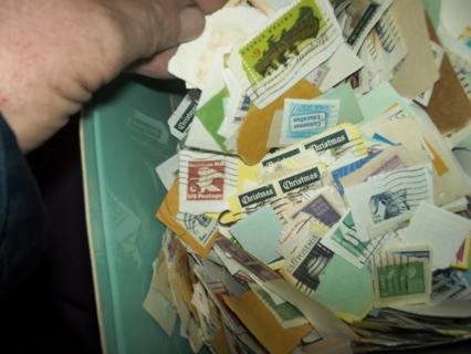 MORE Vintage stamps