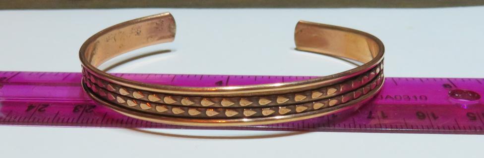 Pure Copper bracelet Made in India