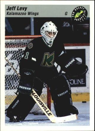 #52 Jeff Levy * Kalamazoo Wings