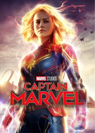 HD Captain Marvel Digital Movie Code (MoviesAnywhere)