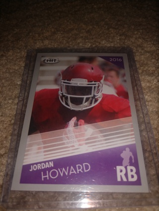2 Card lot football Jordan Hayward Chicago bears