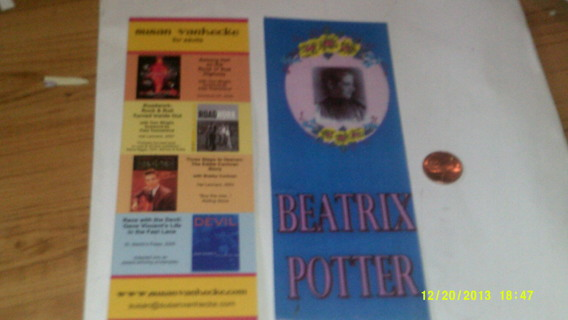 2 Author Bookmarks