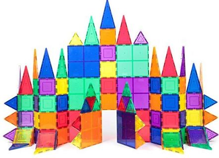 **HUGE SALE!**PicassoTiles 100 Piece Set 100 pcs Magnet Building Tiles