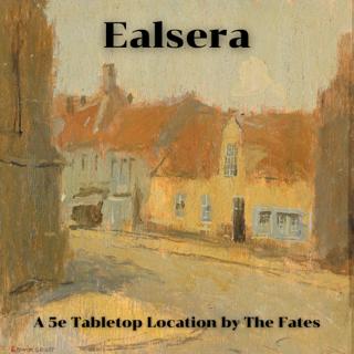 Ealsera 5e RPG Tabletop Location
