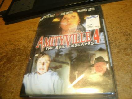 new!dvd-amityville 4 the evil escapes-horror-patty duke-1989-