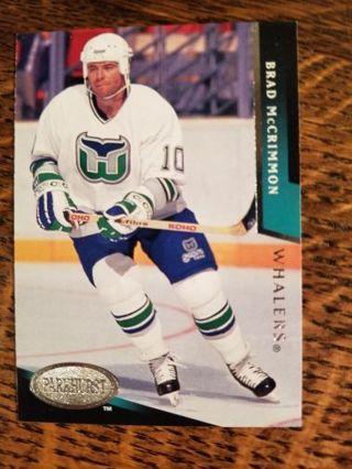 1993-94 Parkhurst hockey card.