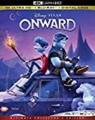 Disney's Onward (4K) Untouched Digital Code