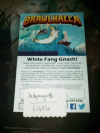 Free: Brawlhalla Steam Code from Lootcrate - Video Game