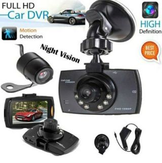 Vehicle camera video recorder HD dash cam with night vision low start bid BNIB