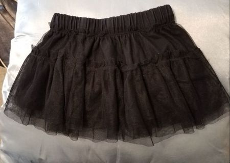 6 Month Old Black Tutu