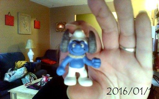 Free: Horney Smurf - Other Toys & Hobbies - Listia com