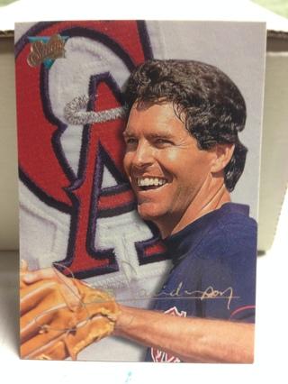 Free Scott Sanderson 1993 Leaf Studio Baseball Card California