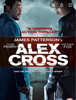 Alex Cross digital for iTunes