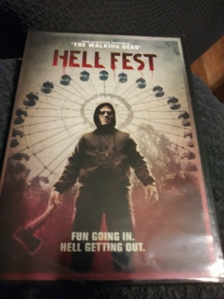 HELLFEST DVD FACTORY SEALED