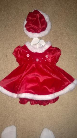 96356cf16 Free: Preemie Christmas Dress Set - Baby Clothes - Listia.com ...
