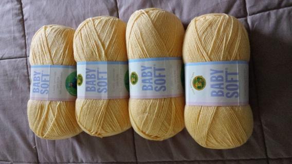 Soft Baby Yarn