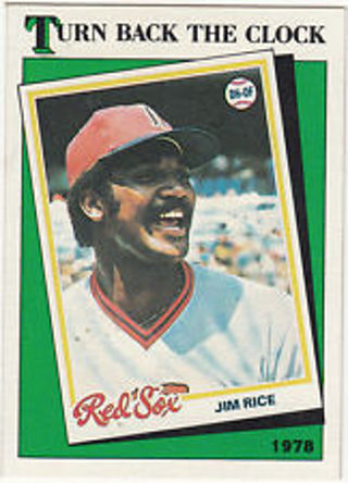 one random Jim Rice