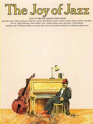 The Joy of Jazz ~ Easy to Medium Grade Piano Solos