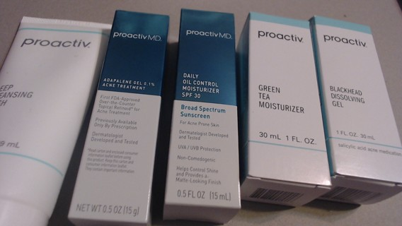 Brand New Proactive Kit