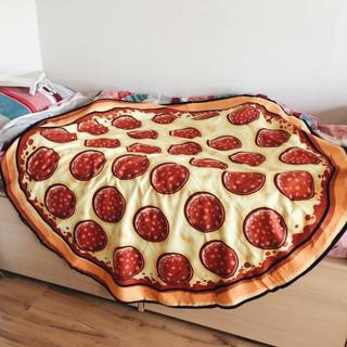 Pizza Blanket