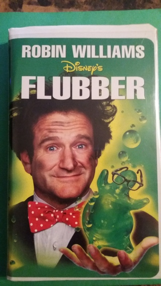 vhs flubber free shipping