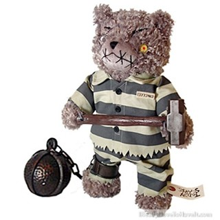 Just in time for Halloween!! Teddy Scares Series 2 BNIP