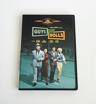 ★‼️Guys and Dolls (DVD)‼️★