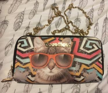 GoodMood Funny Cat Purse/Clutch