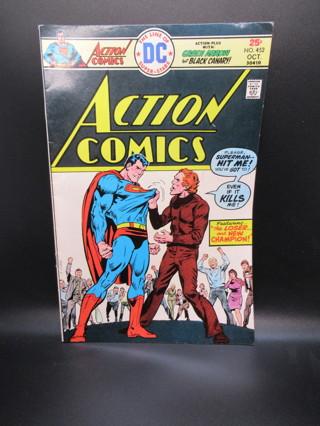 ACTION COMICS NO.452