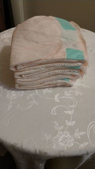 New! Adult diapers size small Amount: 4