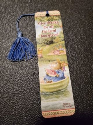 Bookmark so cute for Easter
