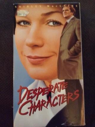Desperate Characters (1971) - Shirley MacLaine OOP