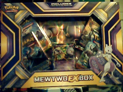 MEWTWO EX BOX 2016 ***1 Day Only Crash Sale***